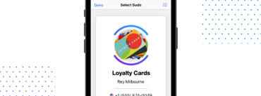 Use MySudo for Your Merchant Loyalty Cards